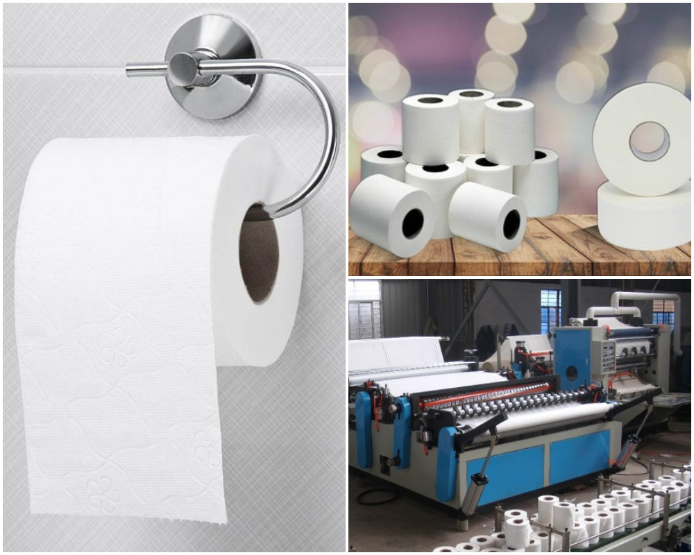 Tissue paper production business plan in Nigeria