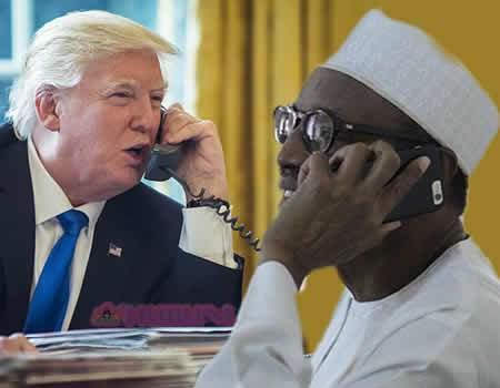 Image result for Trump invites Buhari to Washington