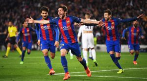 UCL: Barcelona Sting PSG With 6-1 Win to Reach Q-Finals