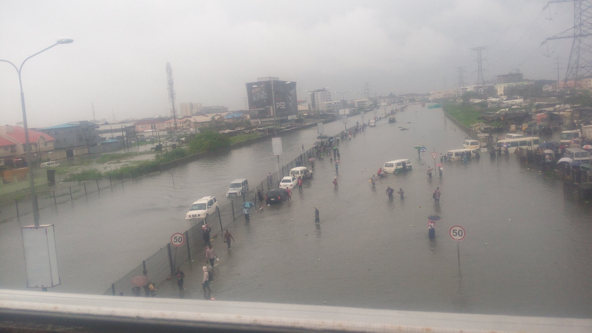 Lagos asks those in flood-prone areas to relocate