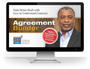 best jian Agreement Builder sample business contract template software app word