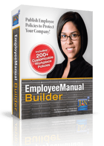 Employee policies procedures handbook software template updated covid 2021