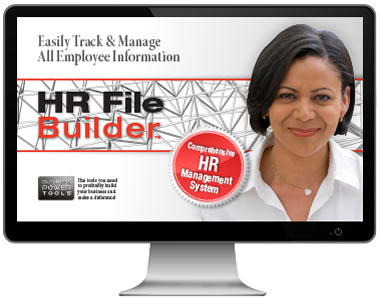 employee record keeping data database HR software system app