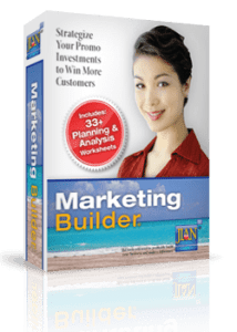 Box image JIAN Marketing Builder strategic marketing plan software template