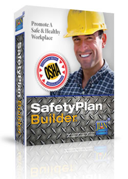 Safety Plan Builder OSHA compliant illness and injury prevention software template