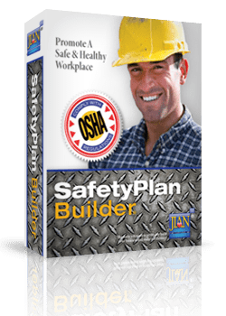 Safety Plan Builder OSHA injury and illness prevention handbook software template