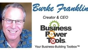 Burke Franklin business plan software black belt