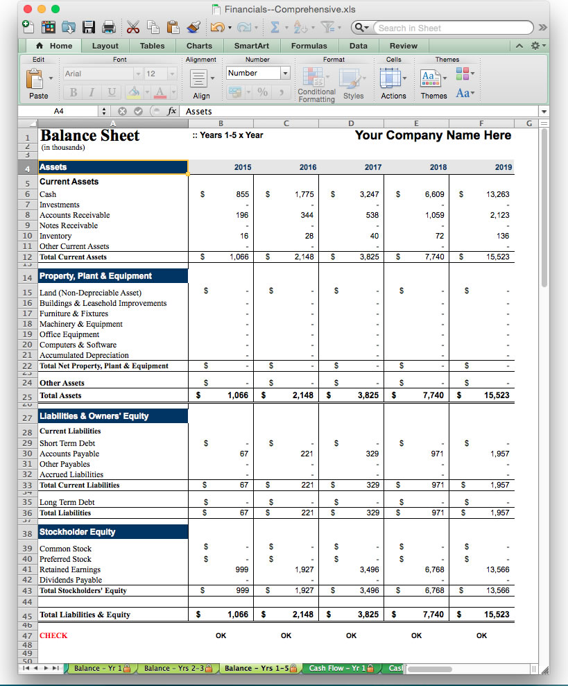 screen image business plan software jian excel balance sheet template pro