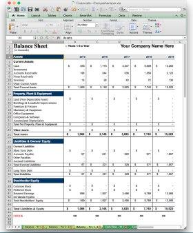 business plan software jian excel balance sheet template pro