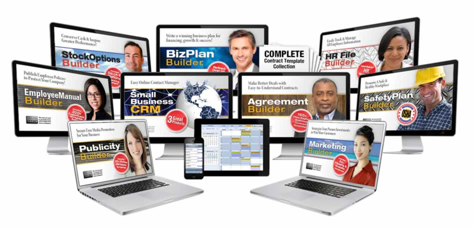 small business startup survival software templates online word excel
