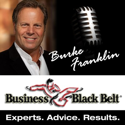 image podcast burke franklin business black belt
