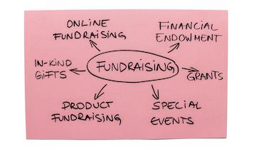 non-profit fund-raising software template