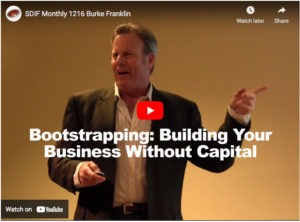 video bootstrapping your startup business
