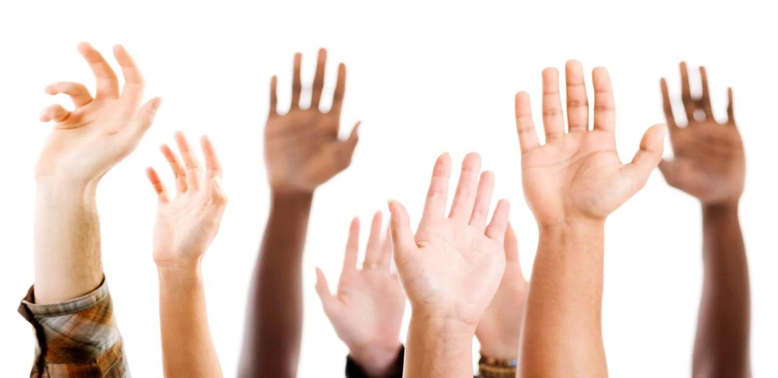 Simplifying The Science Teaching Hand Raising To Children