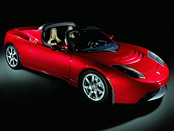 Tesla All Electrc Roadster