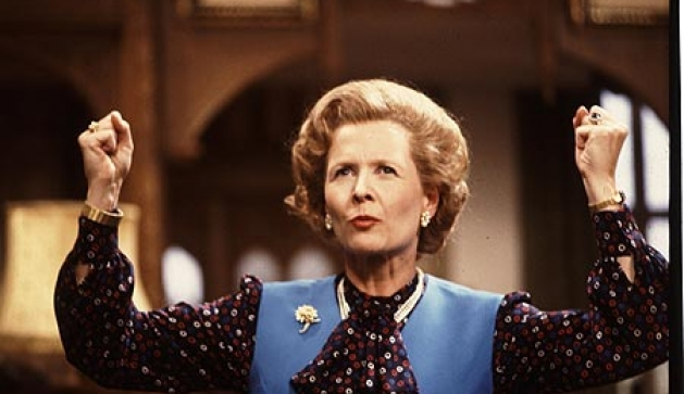 Margaret Thatcher was a renowned public speaker