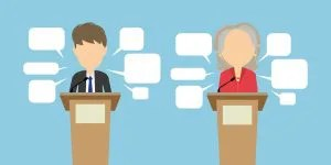 can you successfully mix politics and small business?