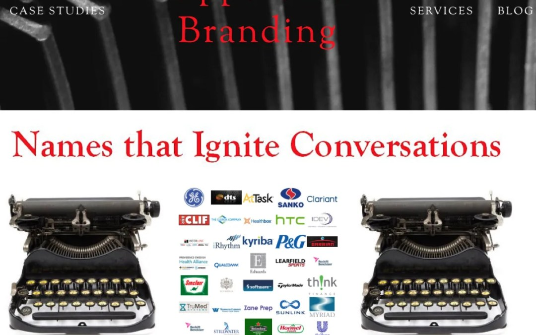 Branding and Naming Strategies with Mike Pile of Uppercase Branding – Small Business Show 226