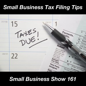 small business tax filing
