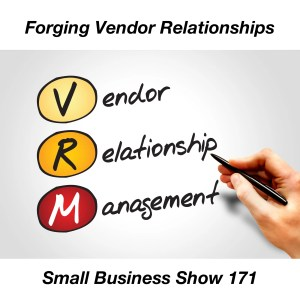 forging small business vendor relationships