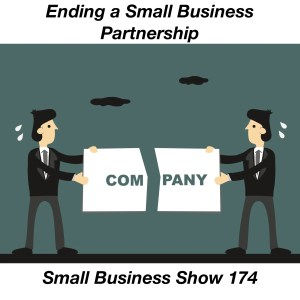 ending a small business partnership