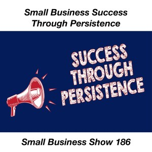 small business persistence to success