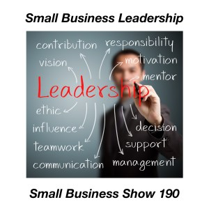 small business leadership