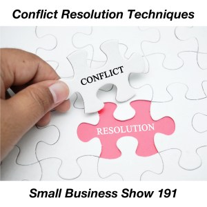 small business conflict resolution
