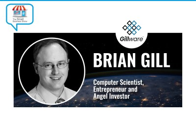 Brian Gill – Gillware Data Recovery – Small Business Show Episode 269