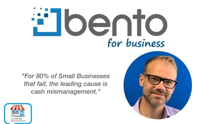 Guido Shulz CEO of Bento for Business – Small Business Show Episode 284