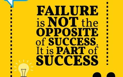 Embracing Failure to Achieve Success – Small Business Show Episode 292