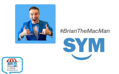 Brian Burke – Personal Branding and LinkedIn Success – Small Business Show Episode 302