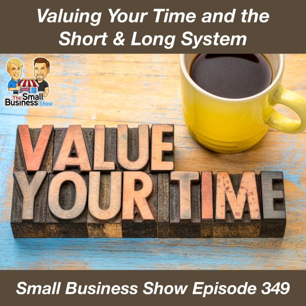 Valuing your time with wood and coffee.. SBS 349 episode image