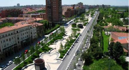 Avenida de Portugal, agora Promenada.