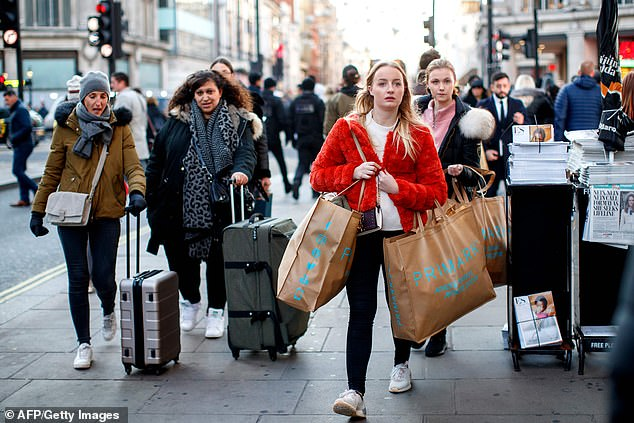 Department stores, fashion chains and even discount retailers like Primark have warned of tough trading conditions as stores slash prices to entice shoppers on to the high street