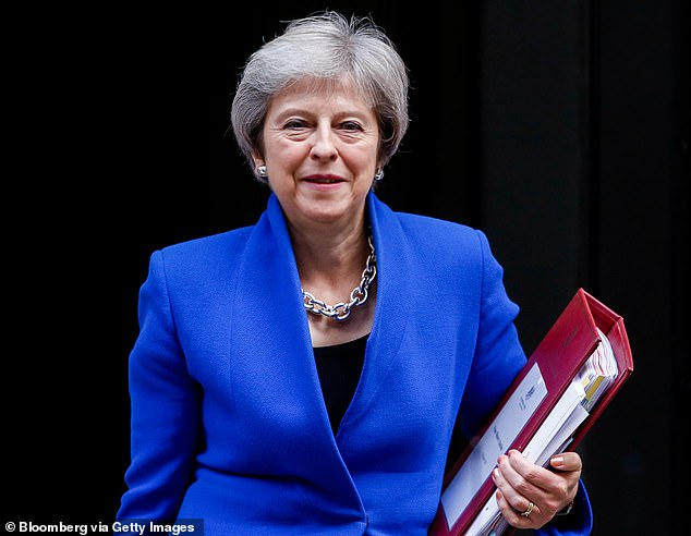 Theresa May confirmed in June the Government would increase the NHS budget by £20.5billion by 2023, claiming the commitment showed the health service was the Government's 'top spending priority'