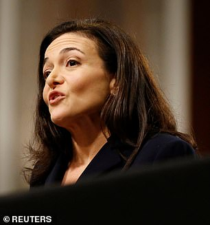 Zuckerberg security detail cost just $2.6million in 2013, the same amount Facebook spent to protext chief operating officer Sheryl Sandberg in 2018