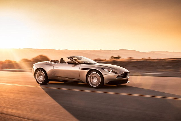 Stock Watch Will Aston Martin S Brokers Be Shaken Or Stirred