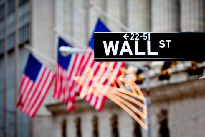 U.S. shares mixed at close of trade; Dow Jones Industrial Average down 0.18%