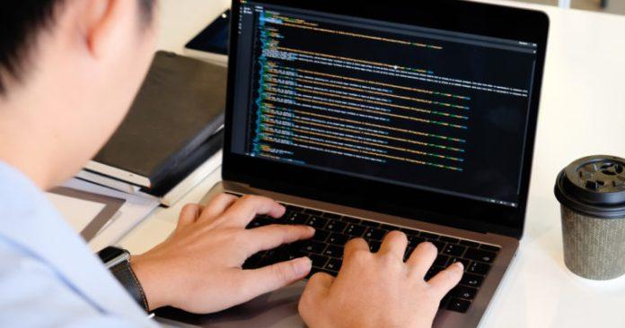 blockchian developer programmer