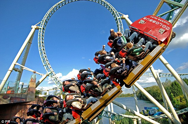Immotion has signed revenue-share agreements with a host of household names, such as Thorpe Park (pictured) parent Merlin Entertainment and Gravity trampoline parks