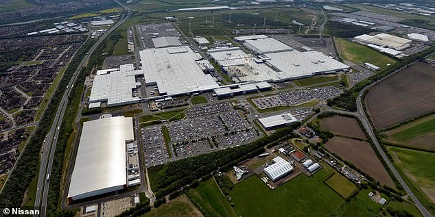Nissan's Sunderland plant employs around 7,000 workers, many of them being locals