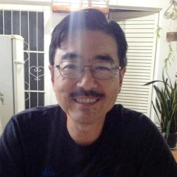 Makoto Namba in a WhatsApp profile photo.