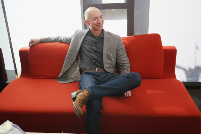 Jeff Bezos - WIRED25 Summit: WIRED Celebrates 25th Anniversary With Tech Icons Of The Past & Future