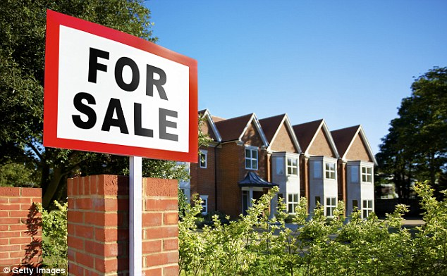 More than 17,000 homes have been bought on leasehold terms using Help to Buy since 2013 (file picture)