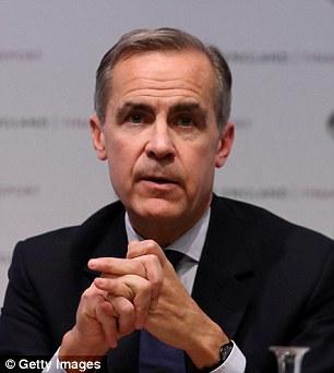 Brexit turmoil: Bank boss Mark Carney