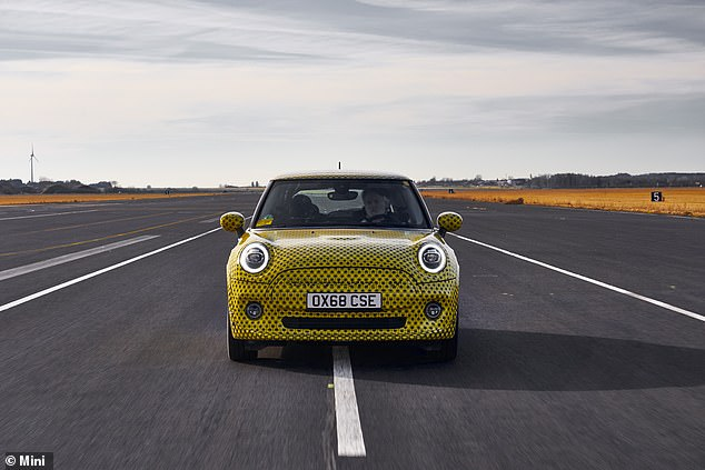 Prices for the car are expected to start from around £23,000 - on a par with the Cooper S model
