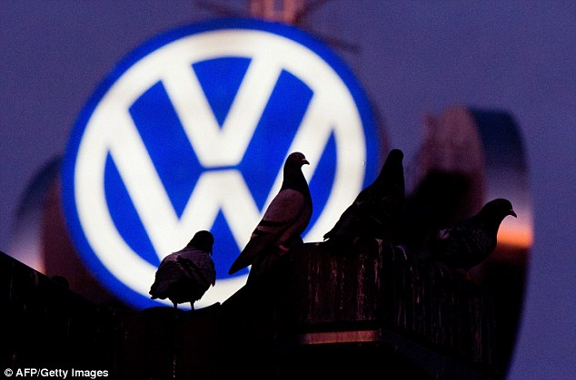 Now the Securities & Exchange Commission is charging VW and former chief executive Martin Winterkorn with a 'massive fraud' over the issue of bonds in 2014/15