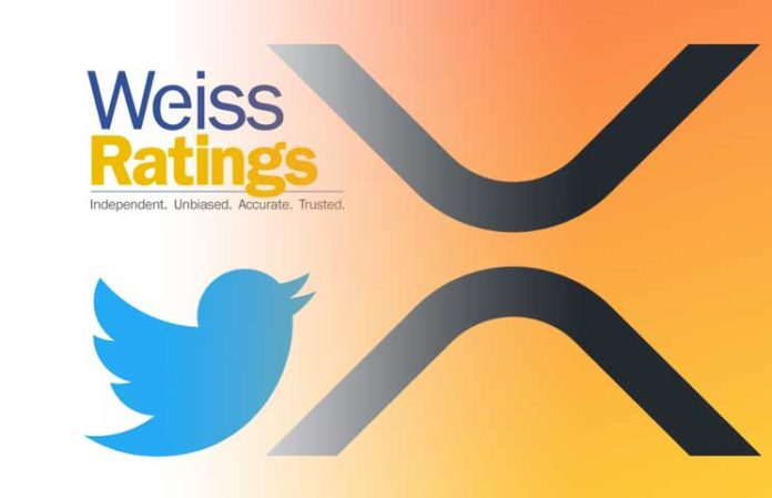 New Weiss Ratings' Cryptocurrency Preference Twitter Poll of Over