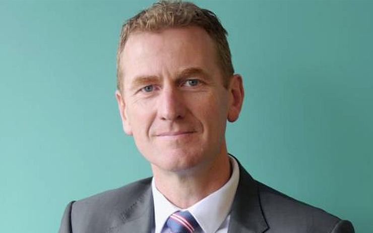Andrew Hampton - director general, GCSB